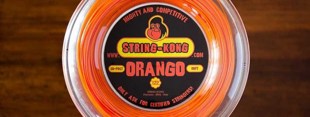 Corda String-Kong Orango calibro 1.22: il nostro test