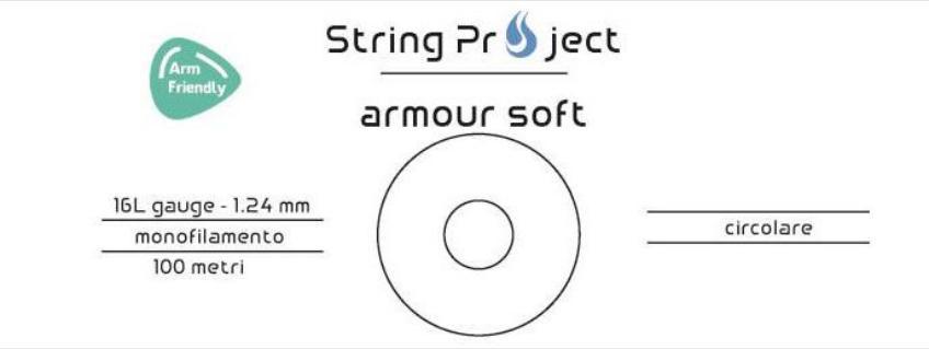 Corda String Project Armour Soft 1.24: il nostro test