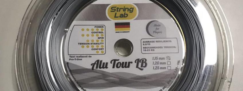 Corda StringLab Alu Tour LB 1.30: il nostro test