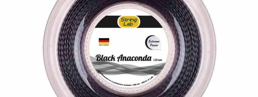 Corda StringLab Black Anaconda 1.25: il nostro test