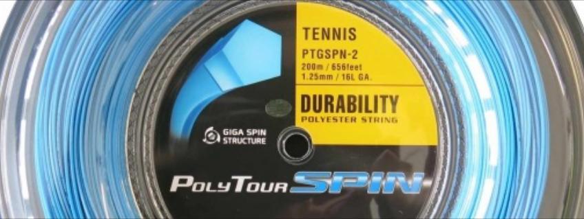 Corda Yonex Poly Tour Spin 1.25: il nostro test