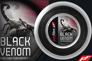 Corda Polyfibre Black Venom calibro 1.25: il nostro test