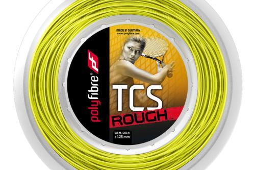 Corda Polyfibre TCS Rough 1.25: il nostro test