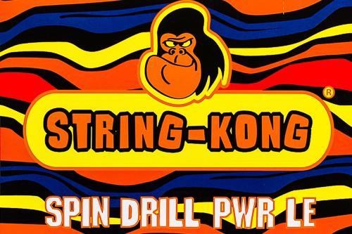 Ibrido String-Kong Spin Drill PWR LE: il nostro test