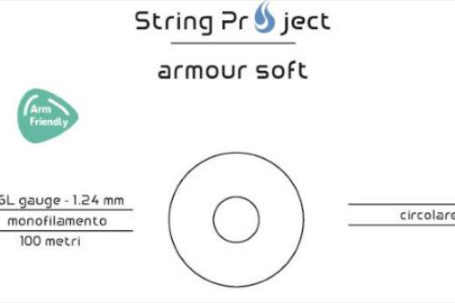 Corda String Project Armour Soft 1.24: il nostro test