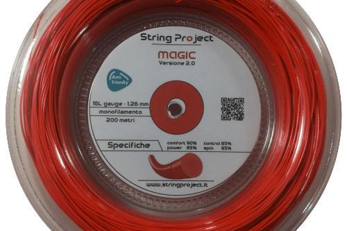 Corda String Project Magic 1.26: il nostro test