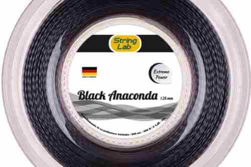 Corda StringLab Black Anaconda calibro 1.25: il nostro test