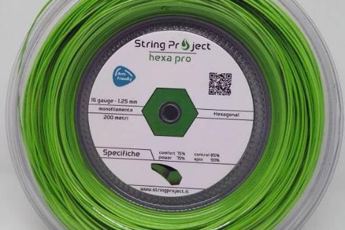 Corda String Project Hexa Pro: il nostro test