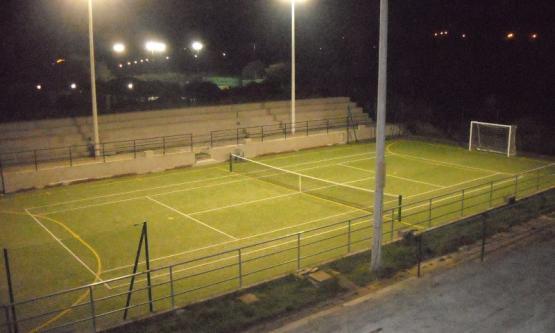 Junior Tennis Stintino