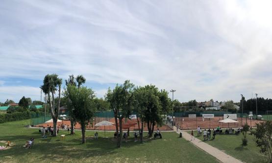 Tennis Club Arca 974