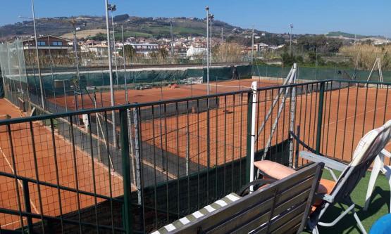 La Pineta Casabianca Tennis Lido di Fermo