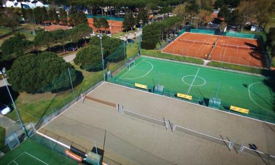 TEN - Centro Sportivo Pinarella