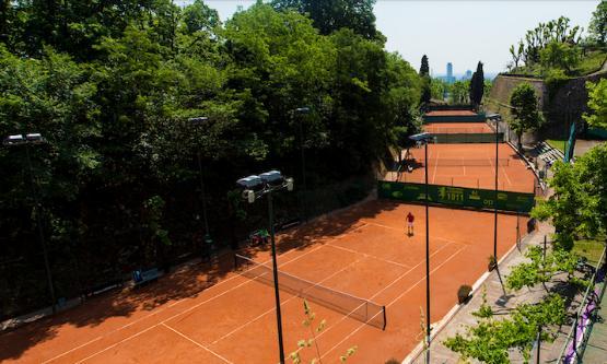 Tennis Forza E Costanza 1911 (sede via Castello)