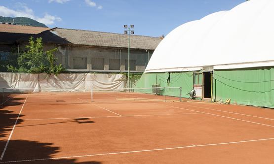 Centro tennis Ussa
