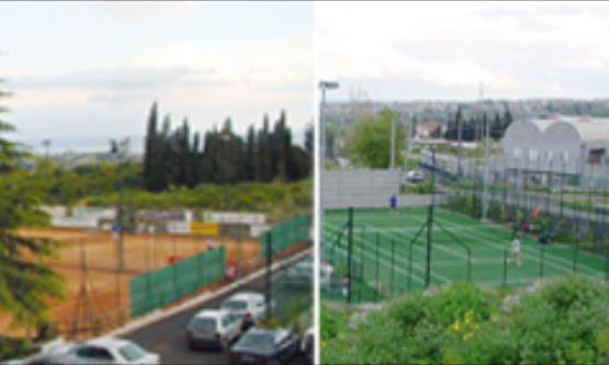 """Circolo Tennis """"Le Rocce"""""""