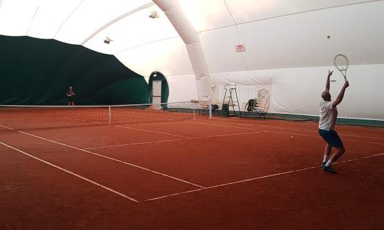 Real Tennis Castel d'Azzano