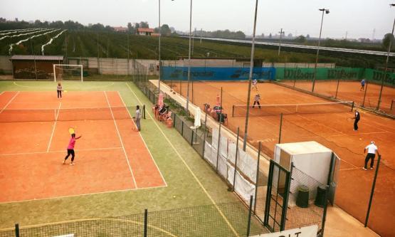 Manta Tennis School New