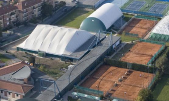 A.S.D.Tennis Club Match Ball