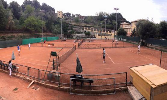 """Circolo Tennis Lavagna """"Fabio Bonici"""""""