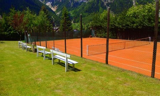 Tennis Courmayeur