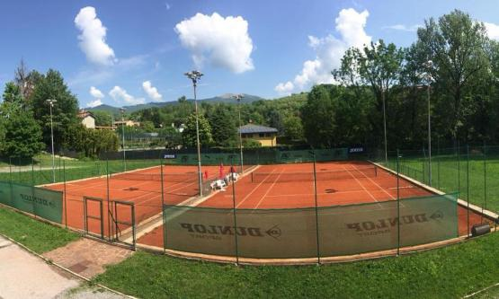 "Centro Sportivo New Lario Park ""High Tennis School"""