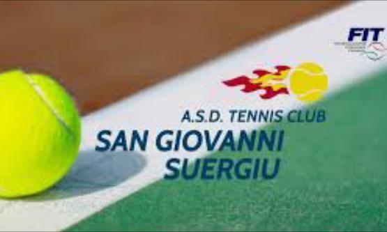 Tennis Club San Giovanni Suergiu