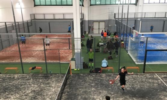 Padel Factory Tribiano