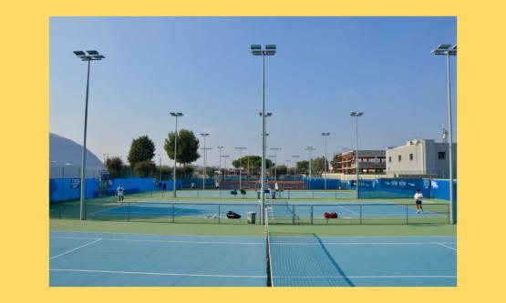 New Country Tennis Academy