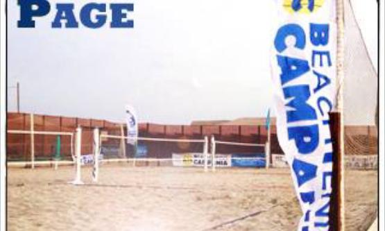 Beach Tennis Campania