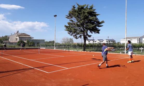 Centro Tennis Torino Di Sangro