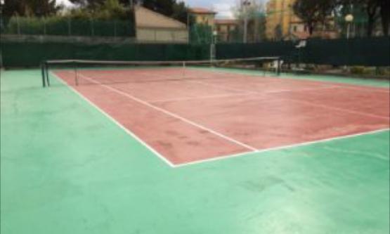 Centro Aggregazione Sociale – Tennis Amaranto