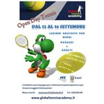 Open Day Tennis 2016