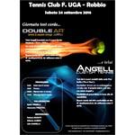 Giornata test corde DoubleAR e telai Angell