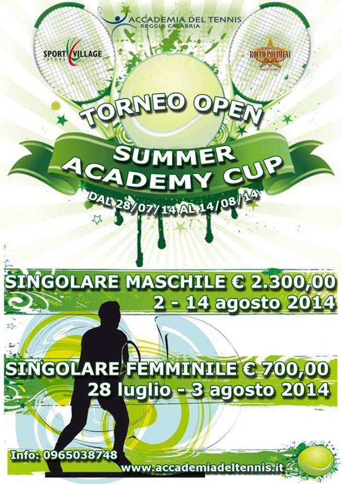 summer academy cup