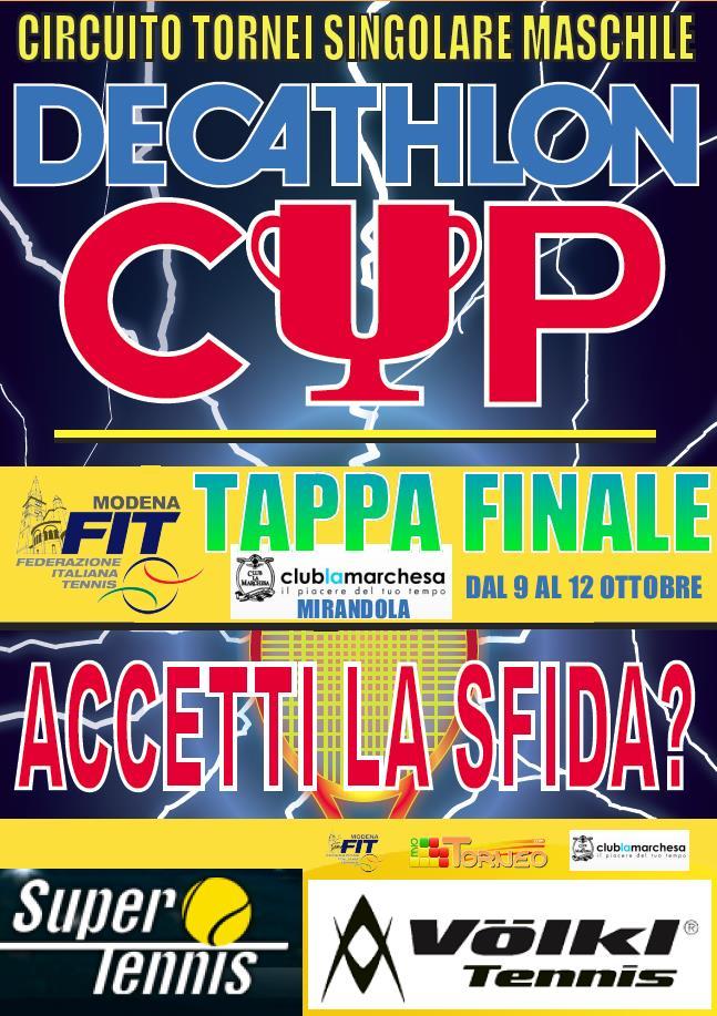 1° trofeo Decathlon Cup