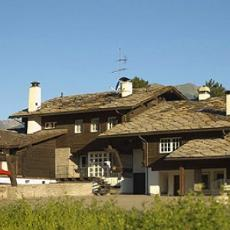 La Trattoria - Tennis Country Club Charvensod