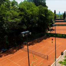 Tennis Forza E Costanza 1911 (sede via Castello)