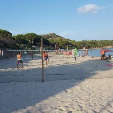 Beach Tennis Pula