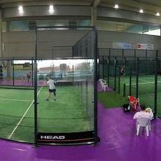 F.I.T - OPEN SIDE SPIN PADEL PROJECT